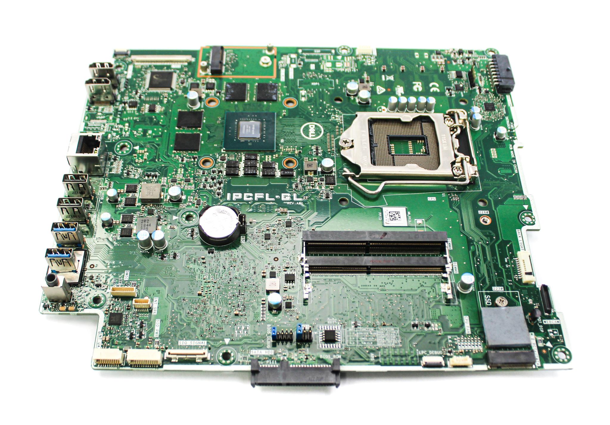 Dell 2NK77 Inspiron 27-7777 AiO PC Motherboard IPCFL-GL (nVidia Graphics)
